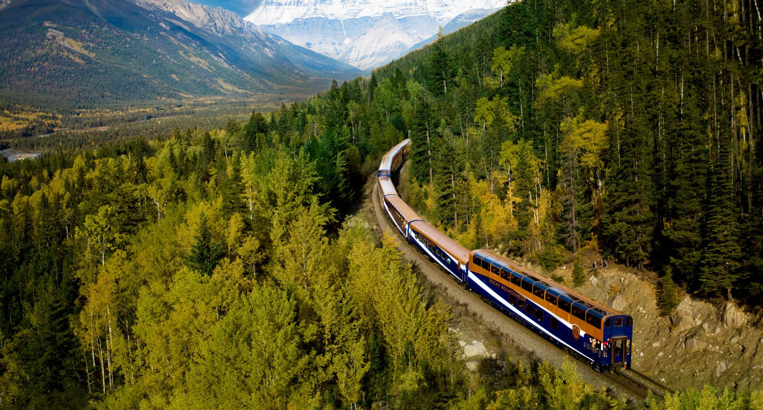 Iconic and Wildly Canadian: The Rocky Mountaineer Reveals Luxury Travel by Train