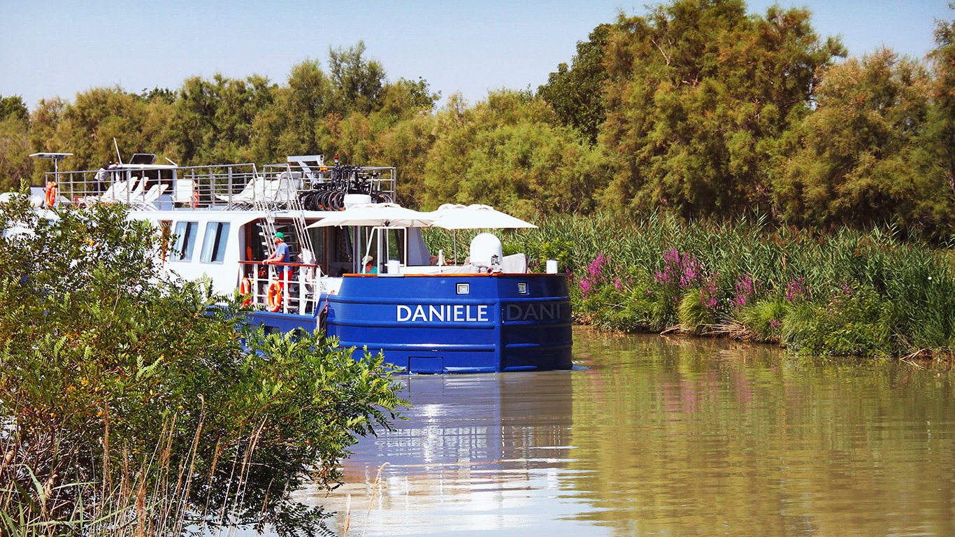 Intimate Luxury River Cruises for Lovers of Fine Dining & the Natural World